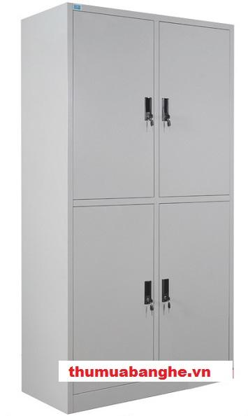 Tủ Locker 4 ngăn thanh lý