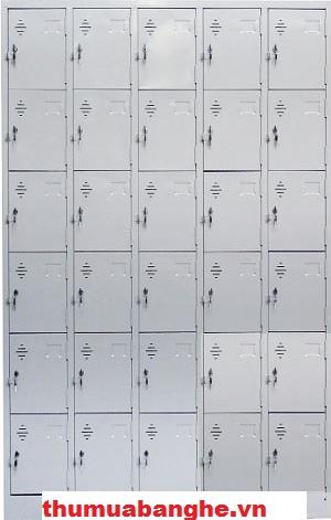Tủ Locker 30 ngăn thanh lý