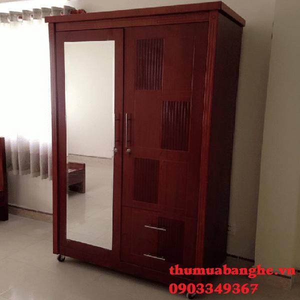 tủ gỗ ép đựng quần áo