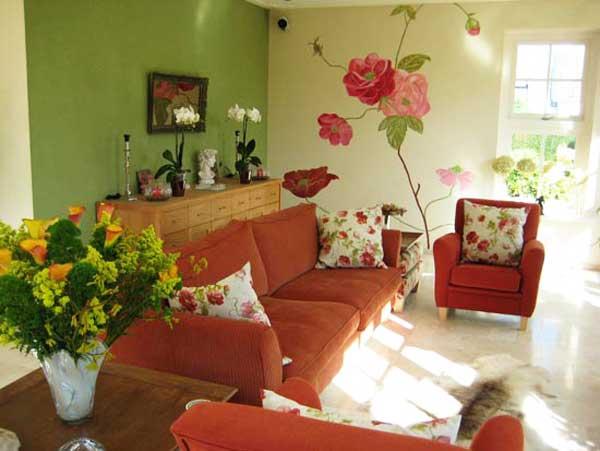 Ghế Sofa Bọc Vải Cho Mùa Đông Ấm Áp