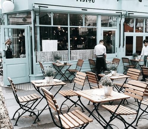 Những Phong Cách Thiết Kế Quán Cafe 2018-5