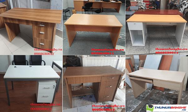mua bán bàn ghế văn phòng cũ tại tphcm