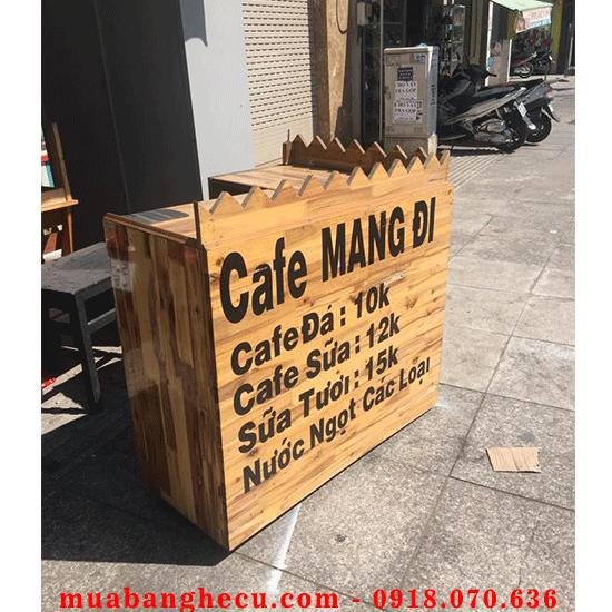 Bí Mật Về Xe Cafe Take Away Trào Lưu Giới Trẻ1