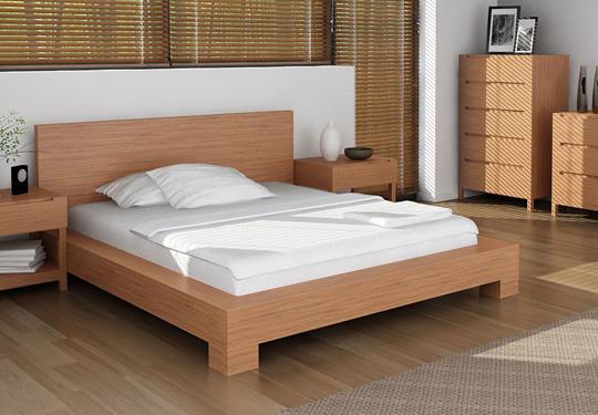 Cách Sử Dụng Và Bảo Quản Giường Ngủ Gỗ Công Nghiệp - Thanh Tuấn