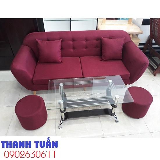 bộ bàn ghế sofa mini