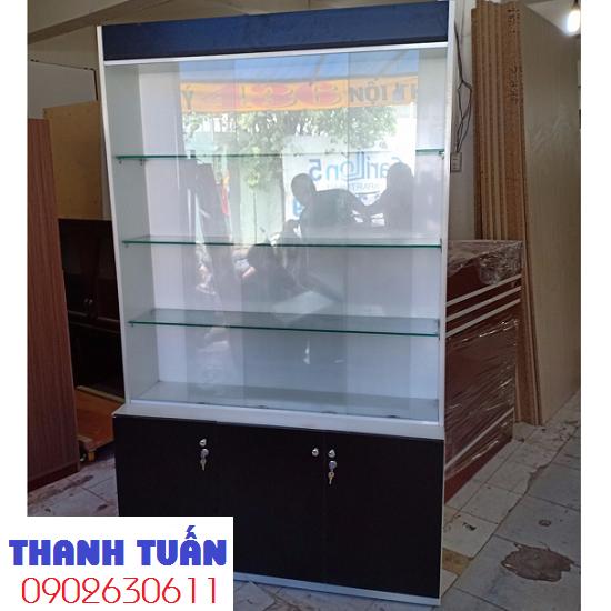 Tủ Trưng Bày Đồng Hồ Thanh Lý